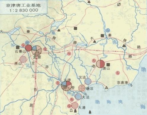 初中地理知识点 西部地区的自然环境图片
